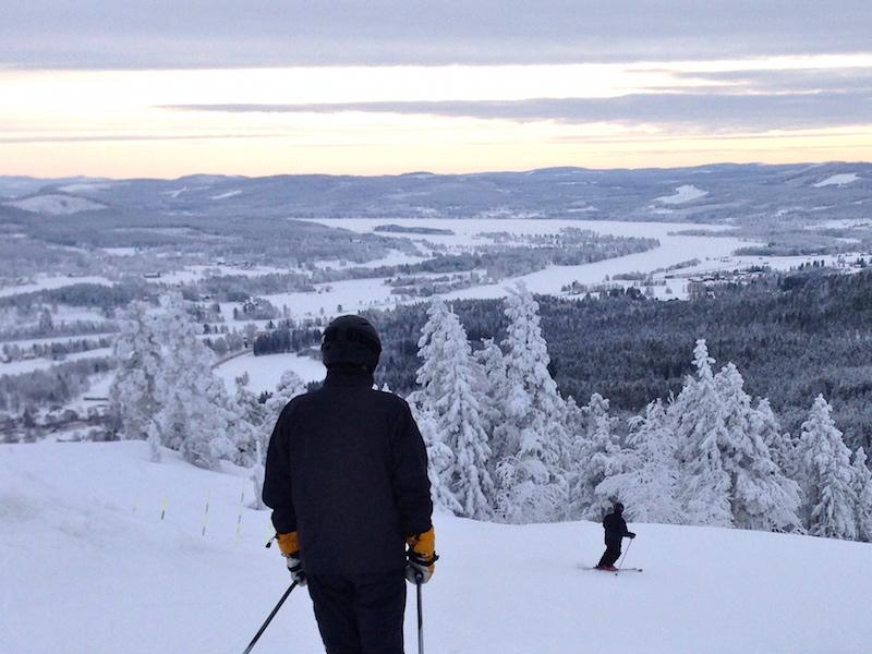 Lokes, Lökes, Lôkes Hälsingegård, träslott i Järvsö med herrgårdsstora mått och genuin känsla